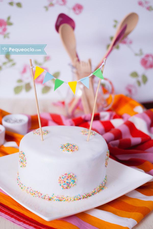 Decoracion de tartas caseras cheap decoracin para for Decoracion de tortas caseras