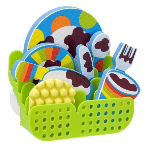 Imagenes De Un Baño Sucio:un juguete de baño para lavar los platos