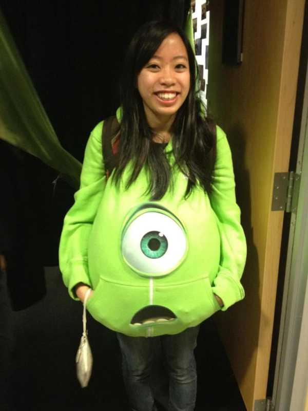 Disfraces infantiles para Halloween: Monsters Inc