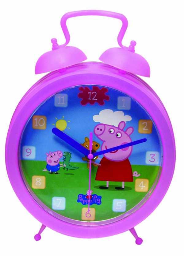 Relojes despertadores: Peppa Pig
