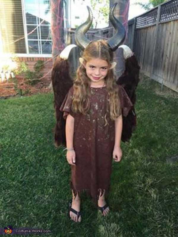 Disfraces de Halloween: Maléfica