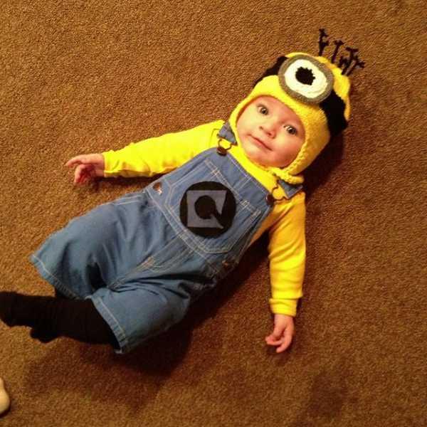Disfraces de Minions para bebes