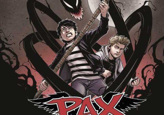 LIbros para niños: Saga Pax