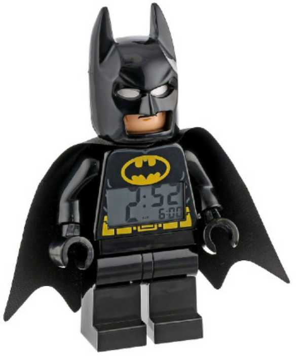 Despertadores infantiles: despertador Lego