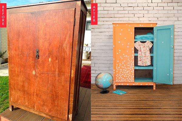 Muebles infantiles armarios originales Pequeocio