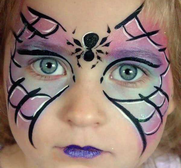 Maquillaje De Halloween 6 Ideas Para Ninos Pequeocio Com