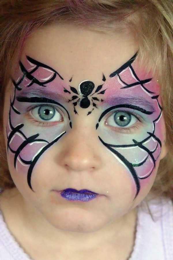 Cómo hacer un maquillaje infantil