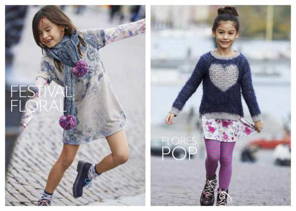 Ropa para niñas de Benetton