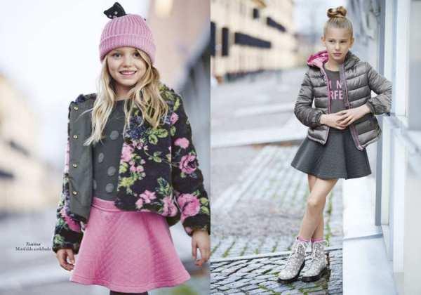 Moda para niños de Benetton, otoño 2016