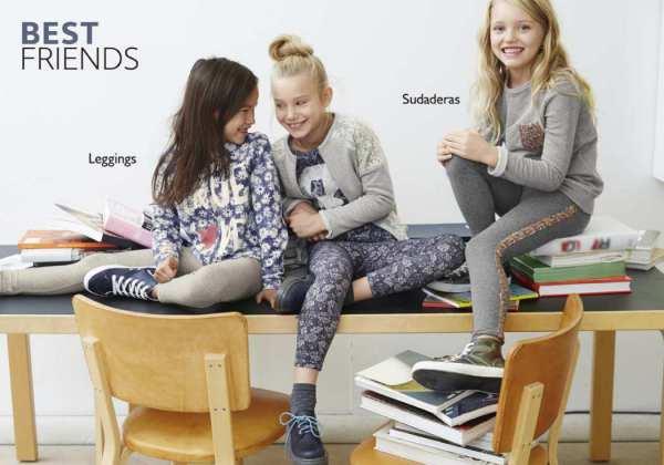 Benetton Niños, moda infantil