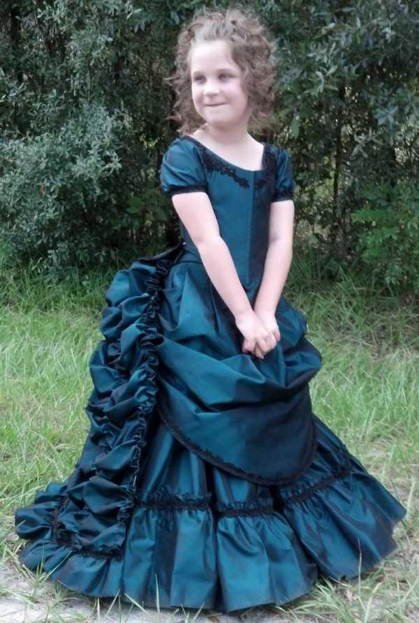Disfraces para niñas de vampiresa