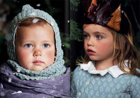 Moda para niños de Nícoli