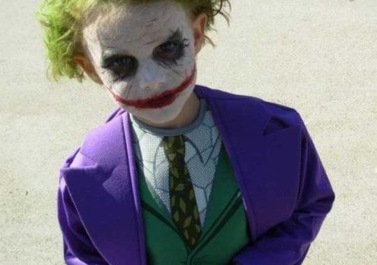 Disfraces de Halloween: Joker