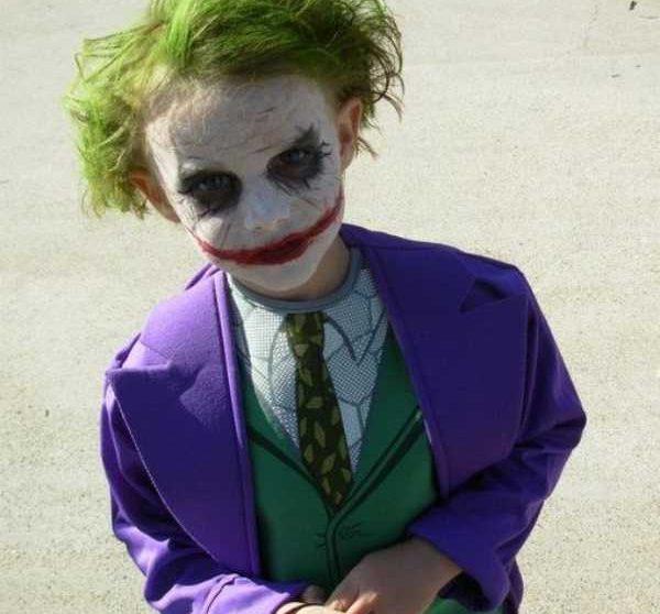 10 disfraces de pel culas para ni os - Disfraz joker casero ...