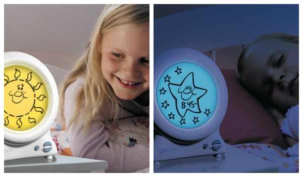 Reloj despertador para niños Gro Clock