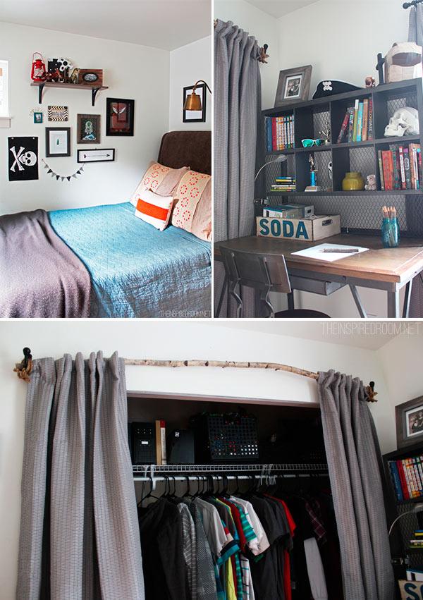 Habitaciones juveniles con mucho estilo pequeocio - Dormitorios juveniles con estilo ...