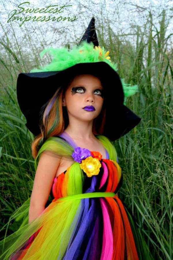 Maquillaje de Halloween 6 ideas para nios Pequeocio