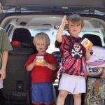 Juegos infantiles caseros para viajes