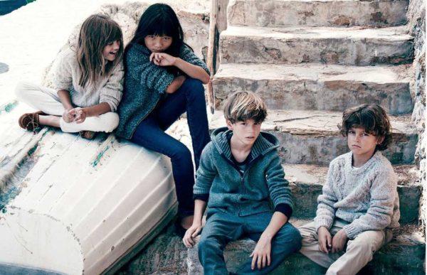 Moda de Massimo Dutti Niños, invierno 2016