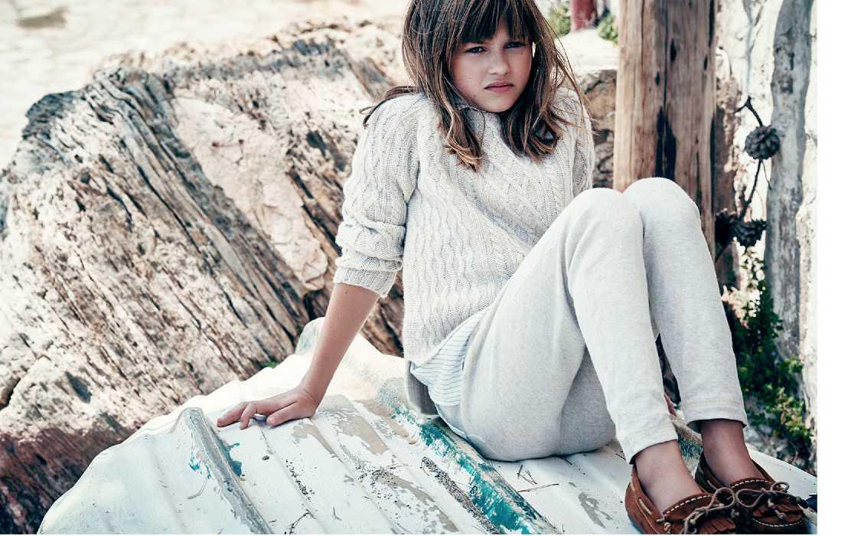 Moda para niñas de Massimo Dutti