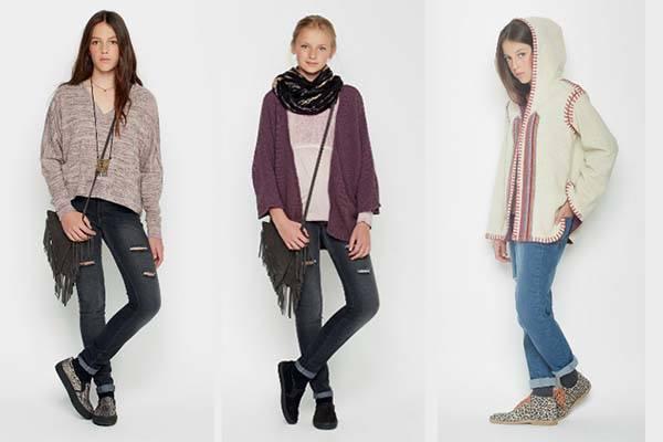 La exclusiva moda infantil de n coli invierno 2016 for Que se lleva este otono 2017