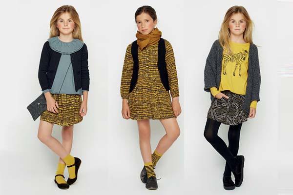 Moda para niñas de Nícoli