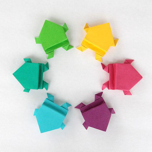 origami 5 proyectos f ciles para ni os pequeocio