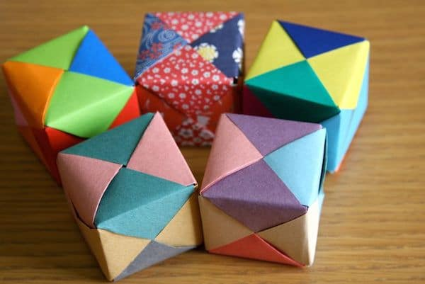 Origami 5 proyectos f ciles para ni os pequeocio for How to make paper things easy step by step