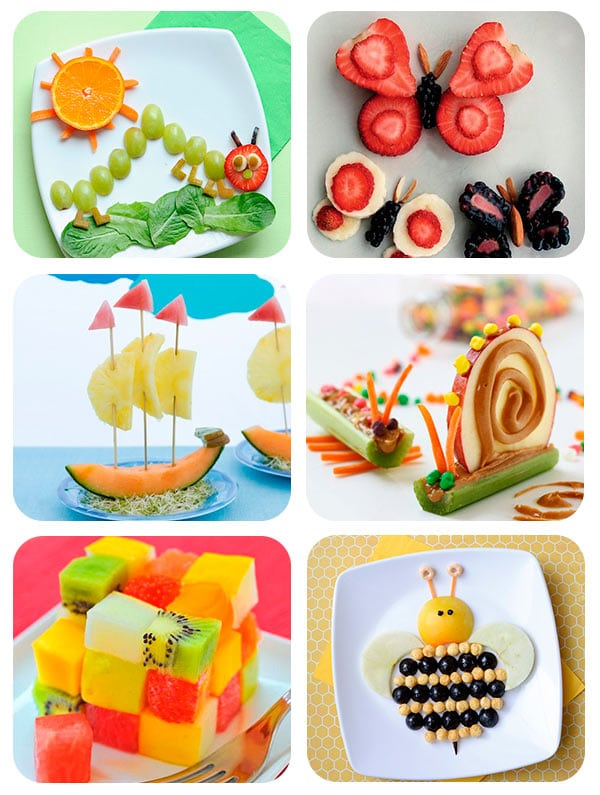 Recetas Para Ni Os 64 Ideas Creativas Con Fruta Pequeocio