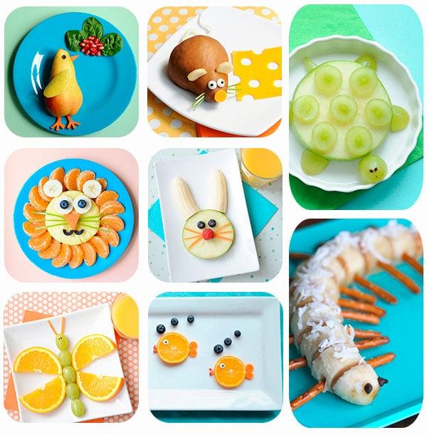 64 recetas con fruta para ni os for Cocina creativa para ninos