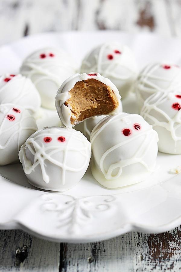 Recetas para Halloween dulces