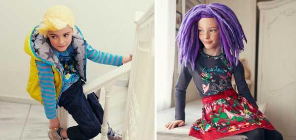 Tuc Tuc, moda para niños invierno 2016