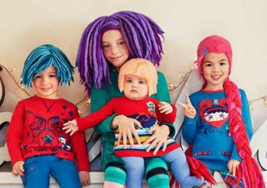 Moda infantil de Tuc Tuc 2015