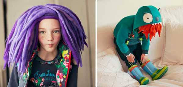 Moda para niños otoño invierno 2015-2016