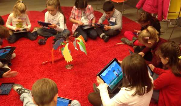 Ocio infantil en Madrid: talleres de lectura