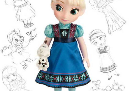 Muñecas Disney Animator