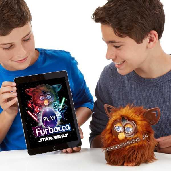 Furbacca, el Furby Star Wars