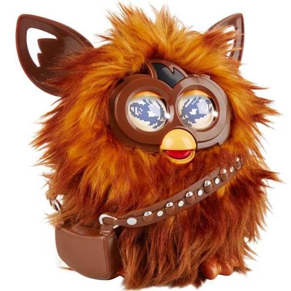 Furbacca, un juguete interactivo para niños