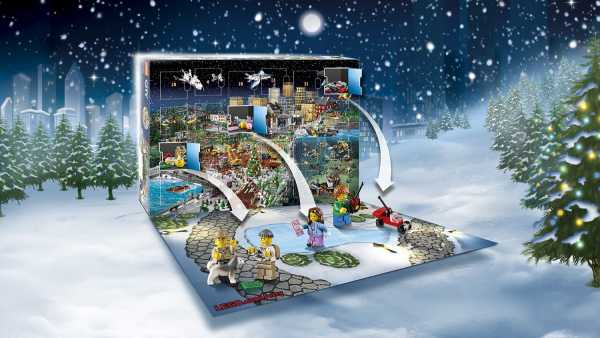 Calendarios de adviento Lego y Playmobil