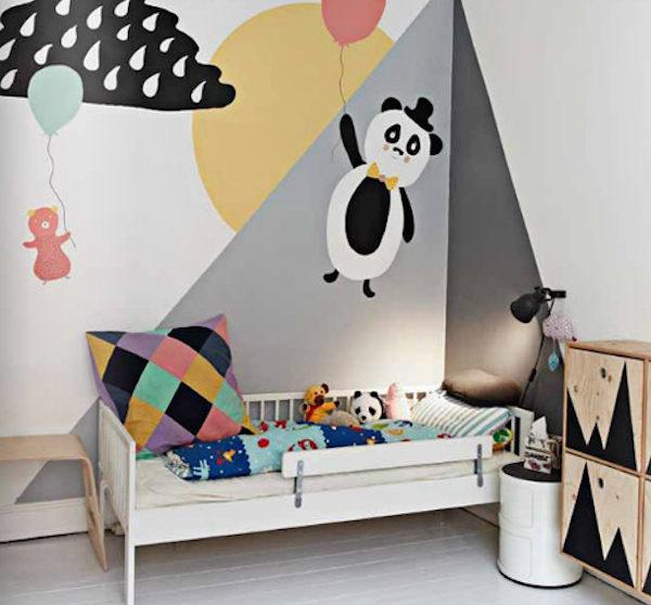 Murales Infantiles Con Encanto Pequeocio Com