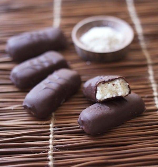 Postres fáciles con chocolate