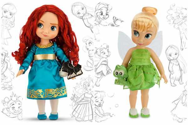En Navidad, regala muñecas Animator de Disney