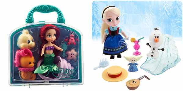 Disney Animator, kit mini para regalar