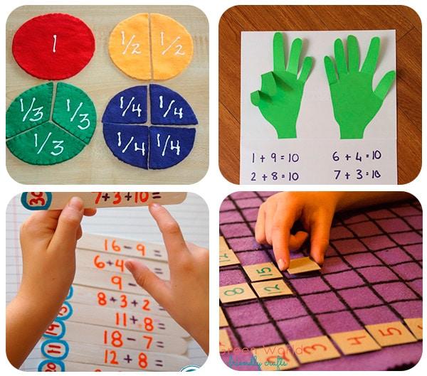 Juegos educativos para aprender matemática