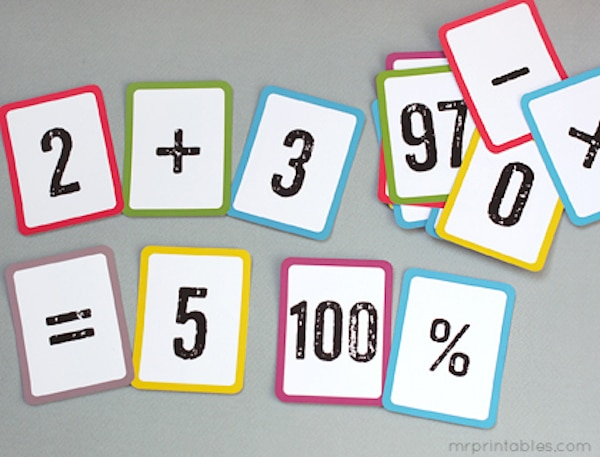 20 juegos educativos para aprender matemáticas | Pequeocio.com