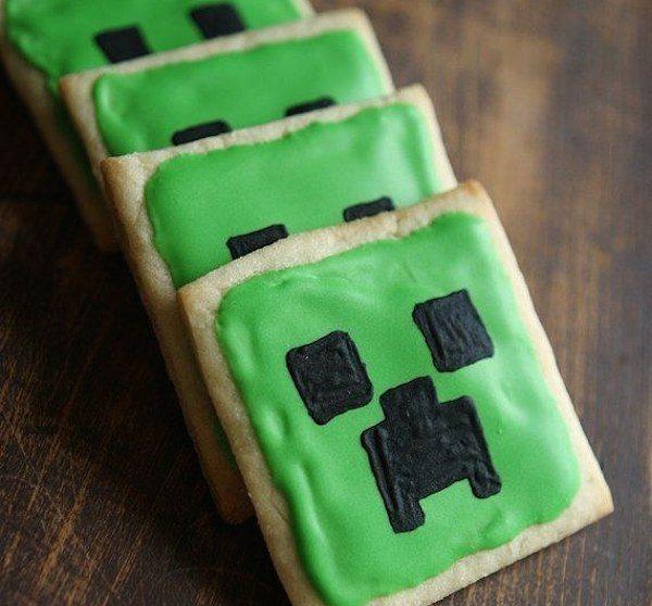 Faciles Dibujos Pixelados De Minecraft