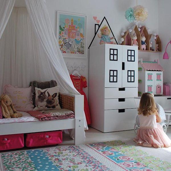 Muebles infantiles personalizar la linea stuva de ikea - Ikea muebles infantiles ...