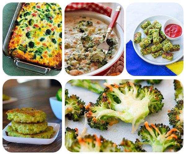 53 recetas de verduras para ni os