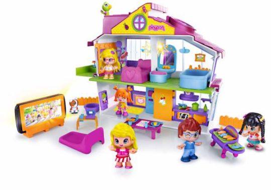 Villa Pinypon, un gran regalo para niños