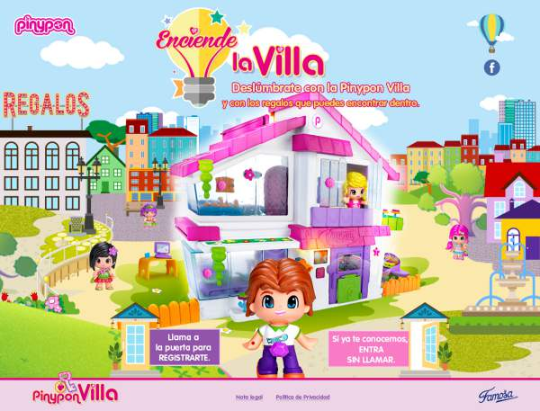 Sorteo Pinypon Villa